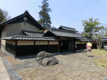 5-24蔵部にて昼食.JPG