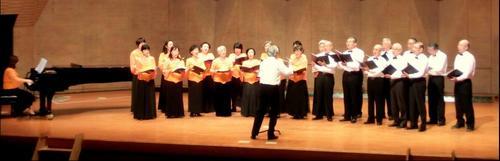 市民音楽祭の青春隊(2012年10月.JPG